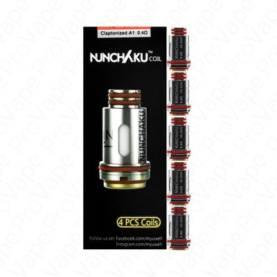 UWELL Nunchaku Replacement Coils 4PCS