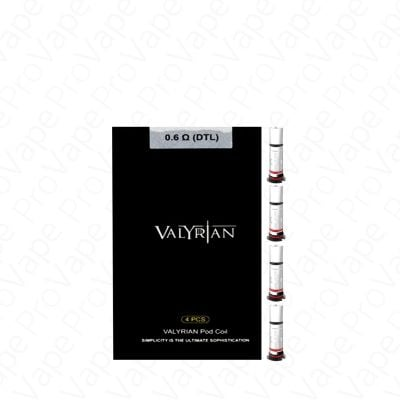 UWELL Valyrian Pod Replacement Coils 4PCS