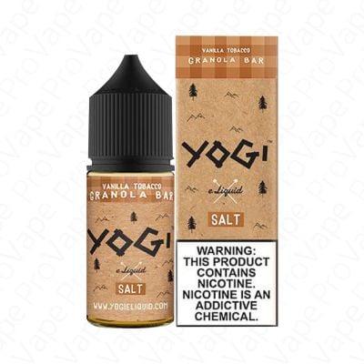 Vanilla Tobacco Salt Yogi 30ml
