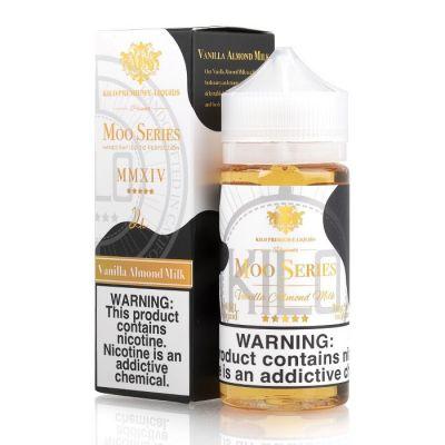 Vanilla Almond Milk - Kilo Moo Series - 100mL