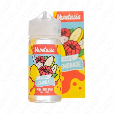 Pink Lemonade Vape Lemonade Vapetasia 100mL