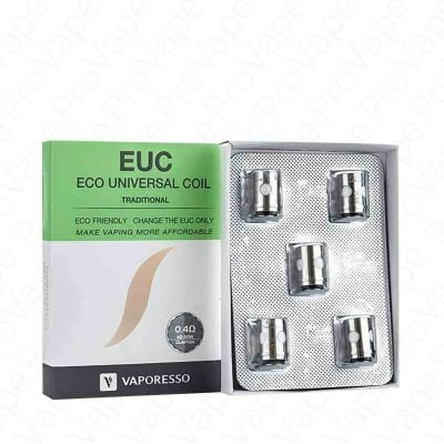 Vaporesso EUC Traditional Replacement Coils 5PCS