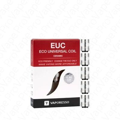 Vaporesso EUC Replacement Coils 5PCS