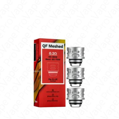 Vaporesso QF Replacement Coils 3PCS