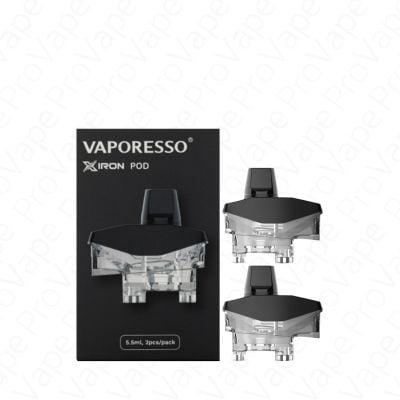 Vaporesso XIRON Replacement Pod 2PCS