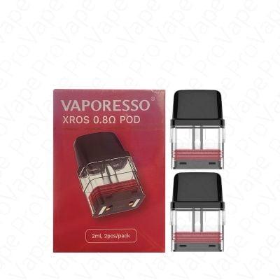 Vaporesso XROS Replacement Pod 2PCS