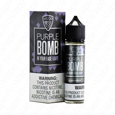 Grape Purple Bomb VGOD 60mL