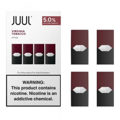 Virginia Tobacco JUUL Disposable Pod 5%