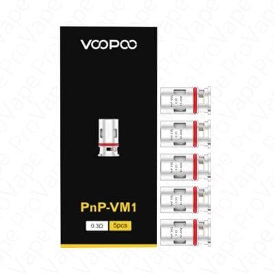 Voopoo PnP Replacement Coils 5PCS