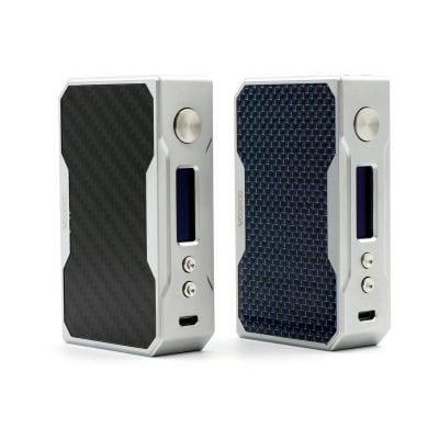VooPoo Drag Carbon Fiber 157W TC Box Mod