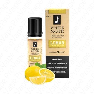 Lemon White Note 60mL