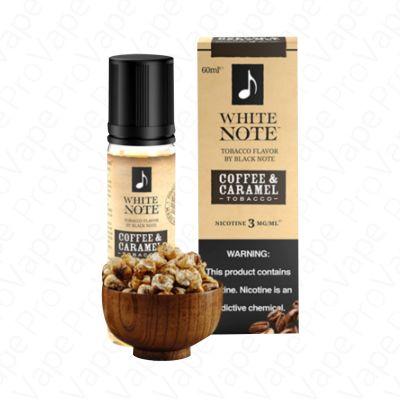 Coffee & Caramel Tobacco White Note 60mL