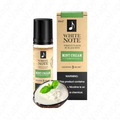 Mint Cream Tobacco White Note 60mL