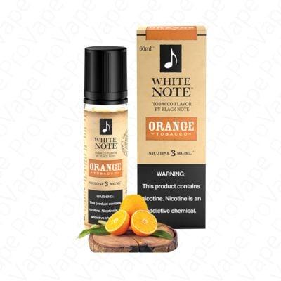 Orange Tobacco White Note 60mL-3mg