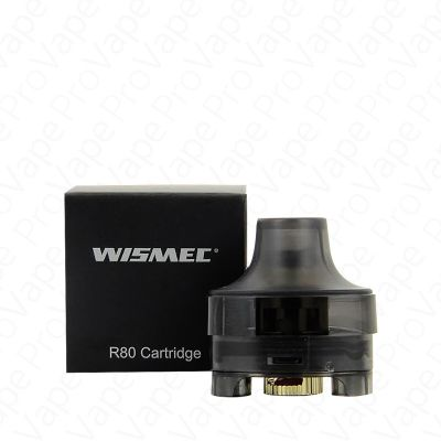 Wismec R80 Replacement Pod 1Pack