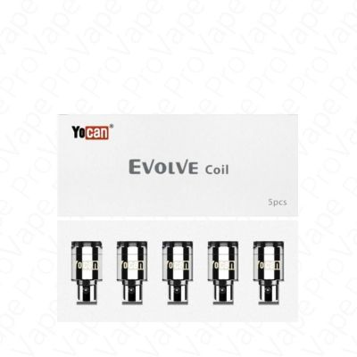 Yocan Evolve Replacement Coils 5PCS
