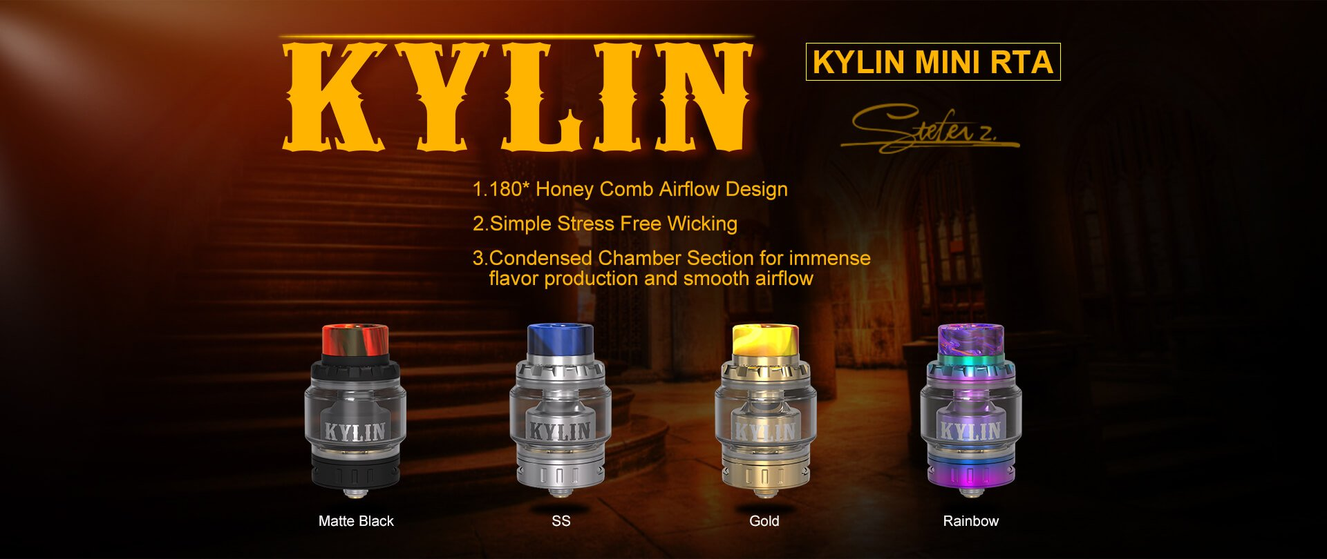 Vandy Vape Kylin Mini RTA Review
