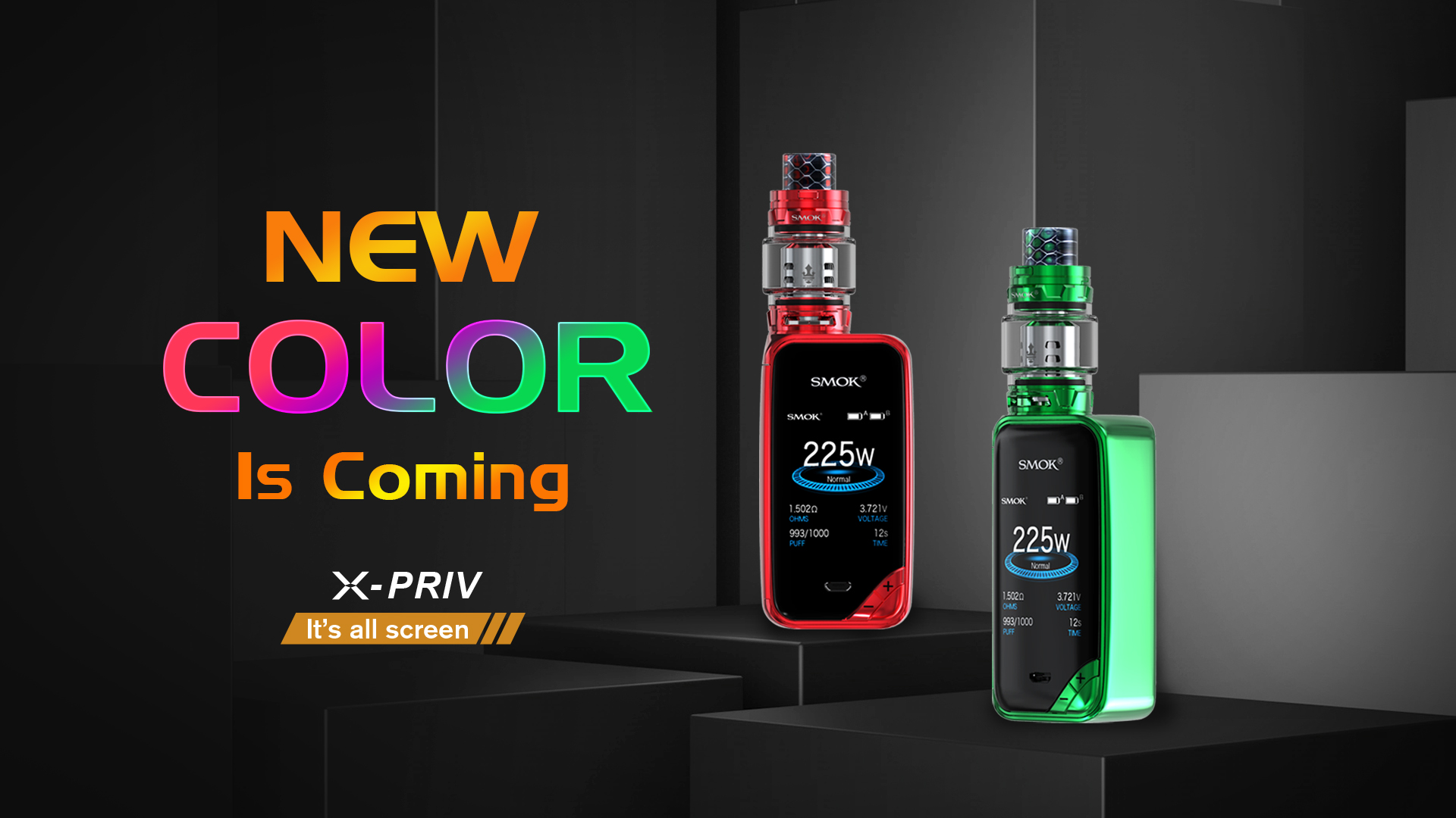 SMOK X-Priv Starter Kit Review