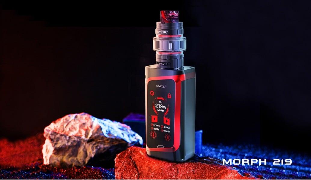 SMOK Morph 219 Starter Kit Review