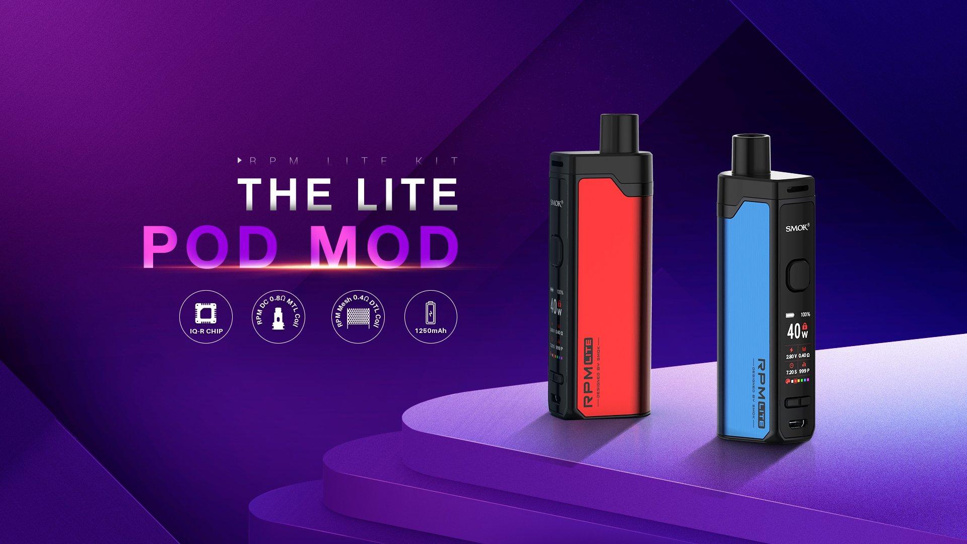 Smok RPM Lite Kit Review