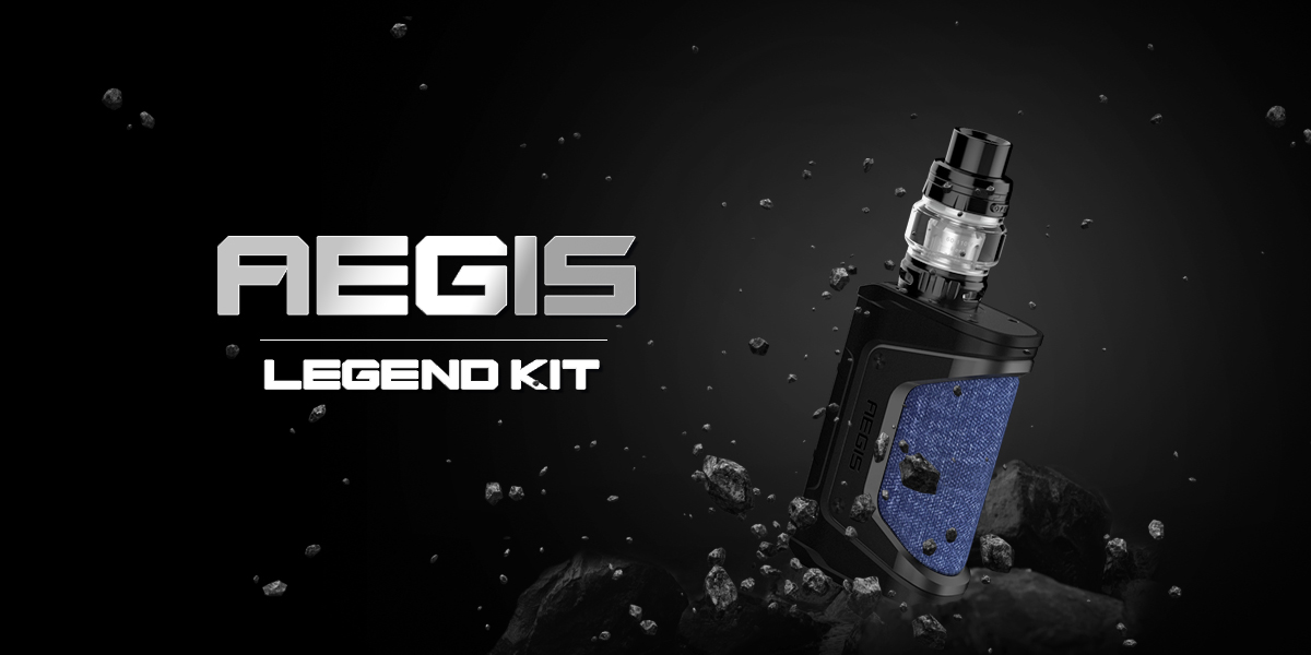 Geek Vape Aegis Legend 200W Starter Kit Review