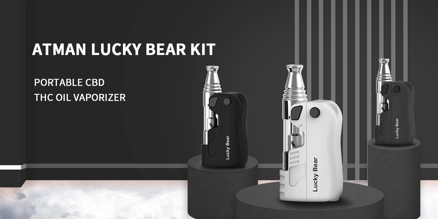 Atman Lucky Bear CBD Kit Review