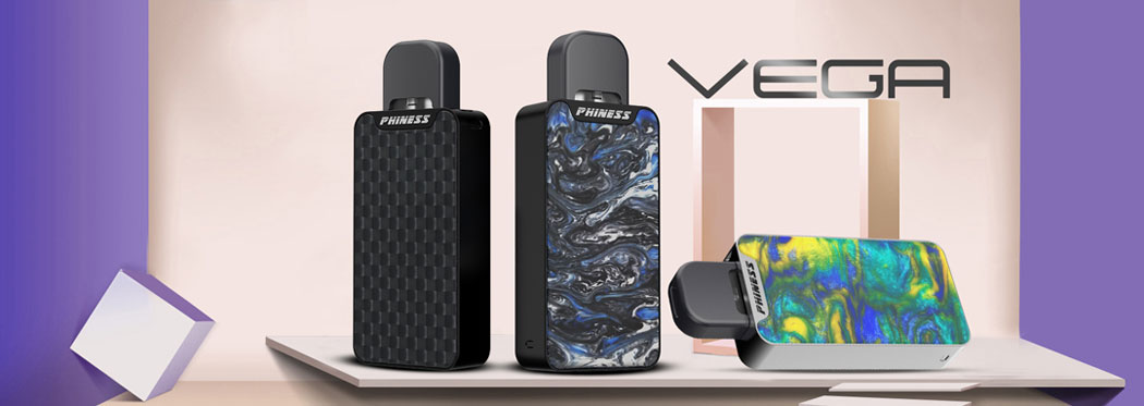 Phiness Vega Pod System Kit Review