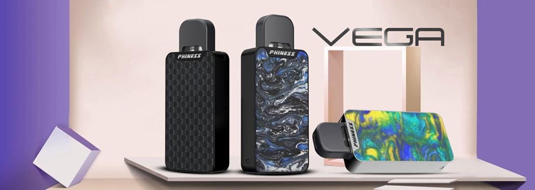 Phiness Vega Pod System Kit Review