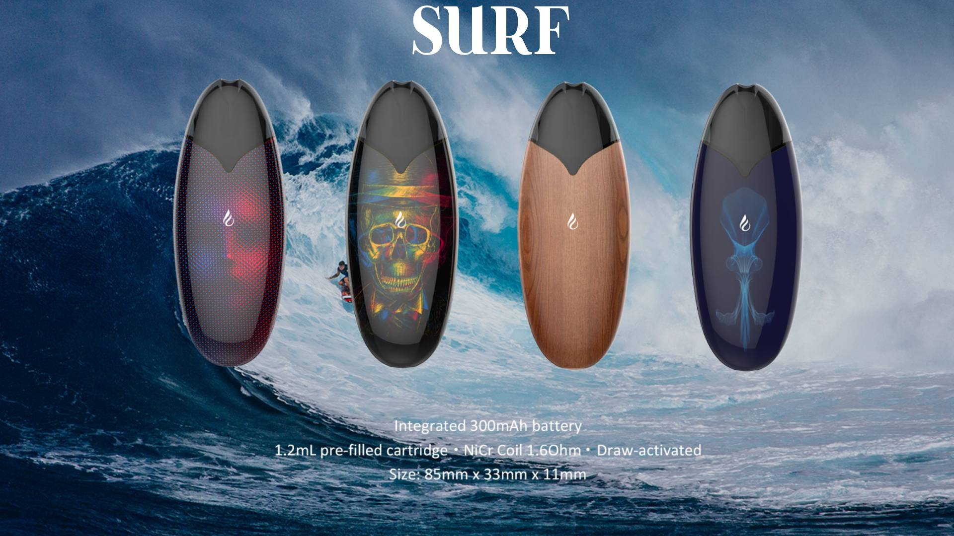 KangerTech SURF Pod System Kit Review