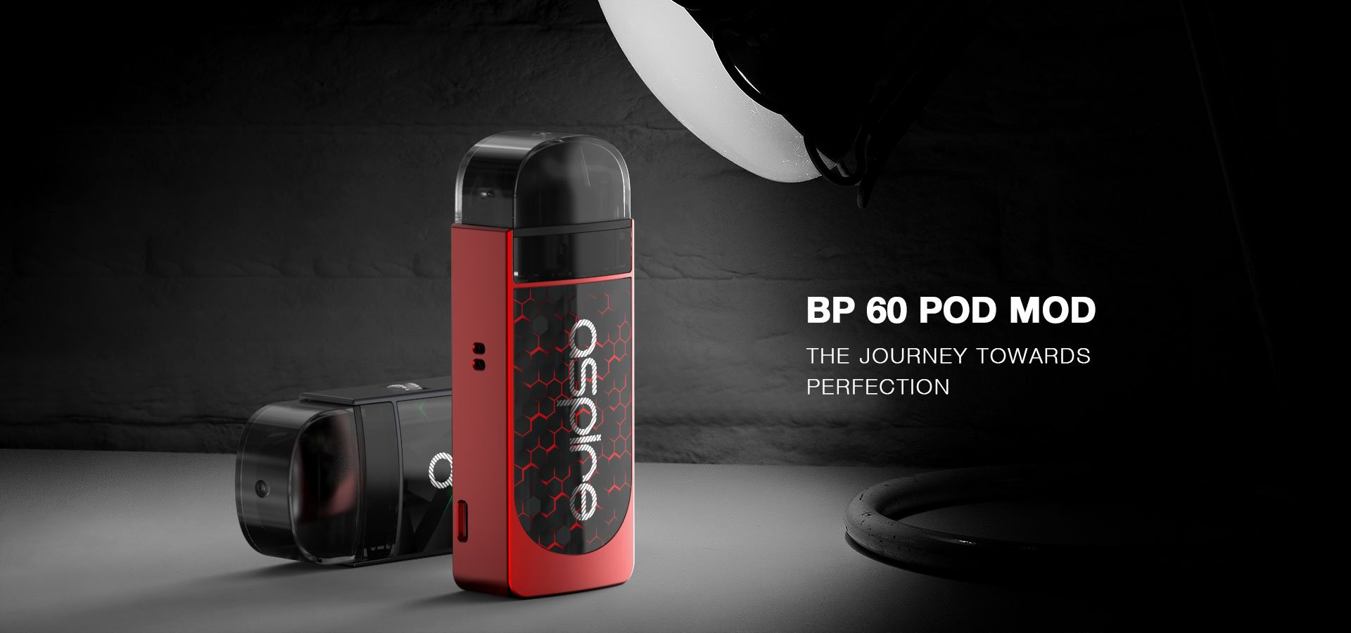 Aspire BP60 60W Pod System Kit Review