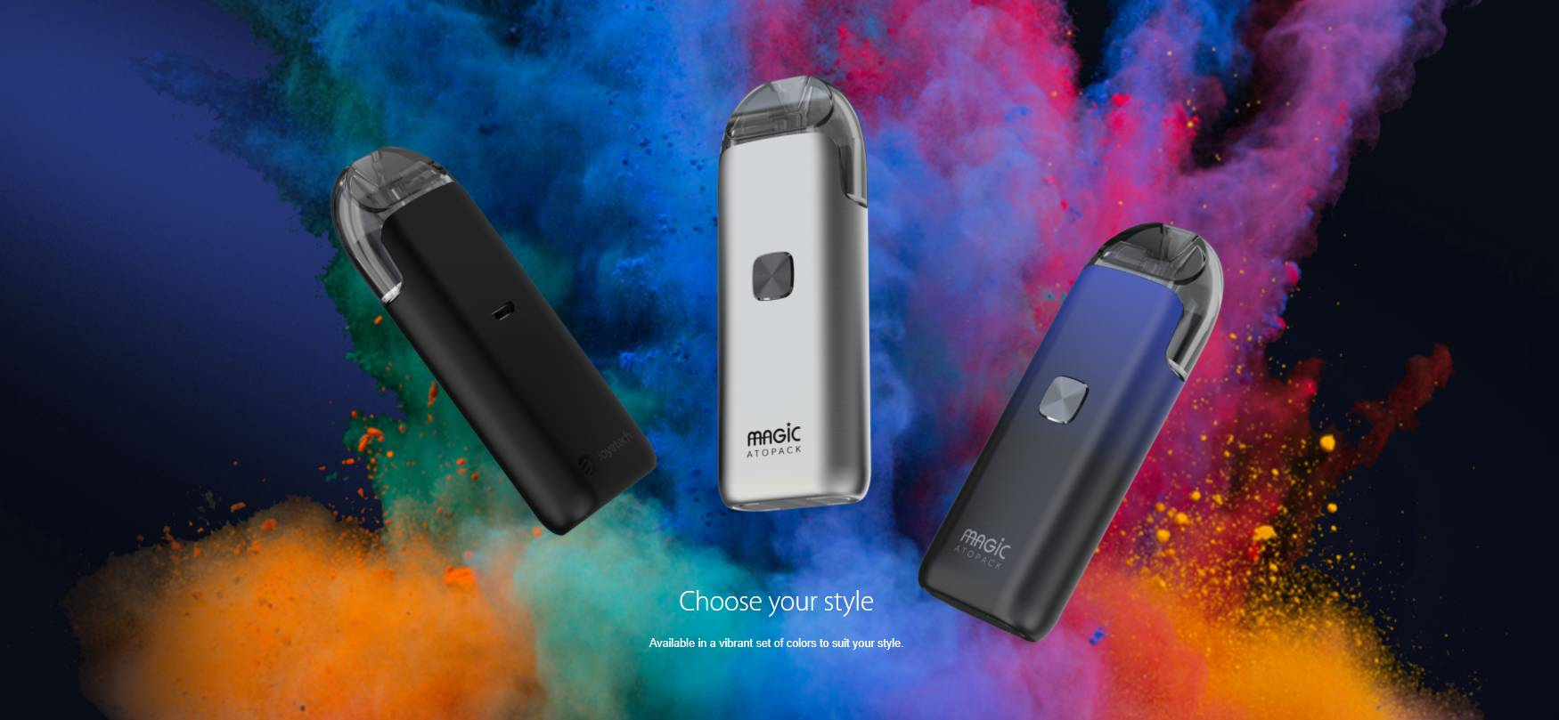 Joyetech Atopack Magic Pod System Kit Review