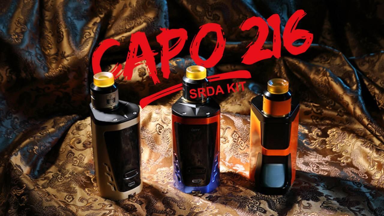 iJoy Capo 216 SRDA Starter Kit Review