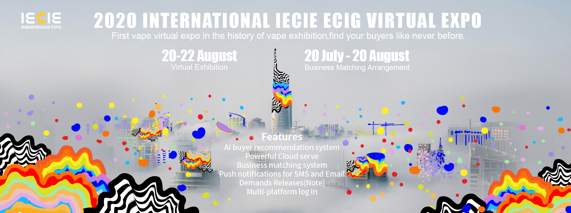 E-Cig Expo On August 20-22, 2020, Shenzhen