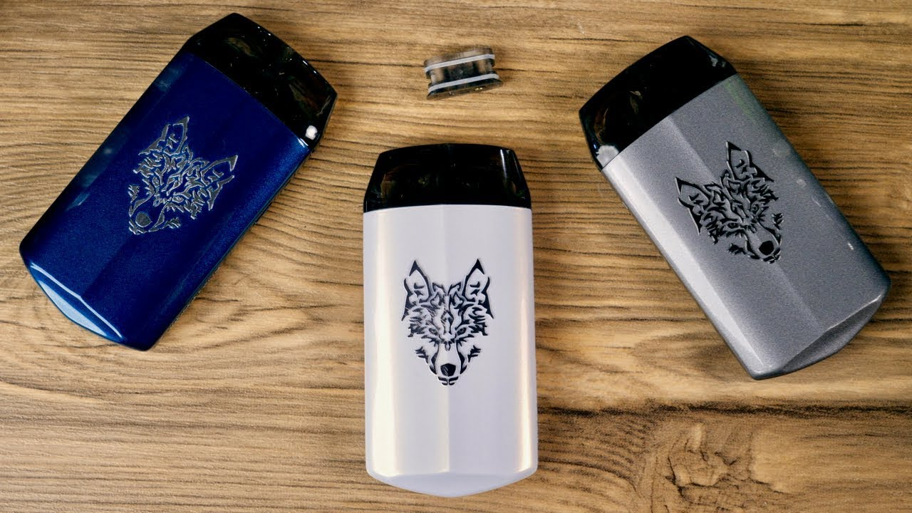 SnowWolf Exilis Pod System Review
