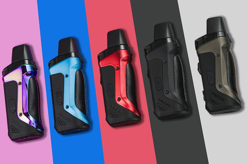 Geek Vape Aegis Boost 40W Pod Mod Kit Review