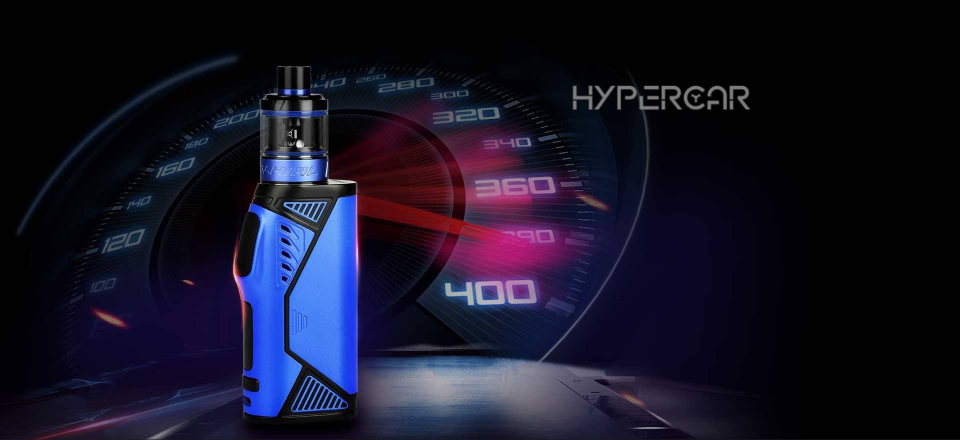 UWELL Hypercar 80W Starter Kit Review