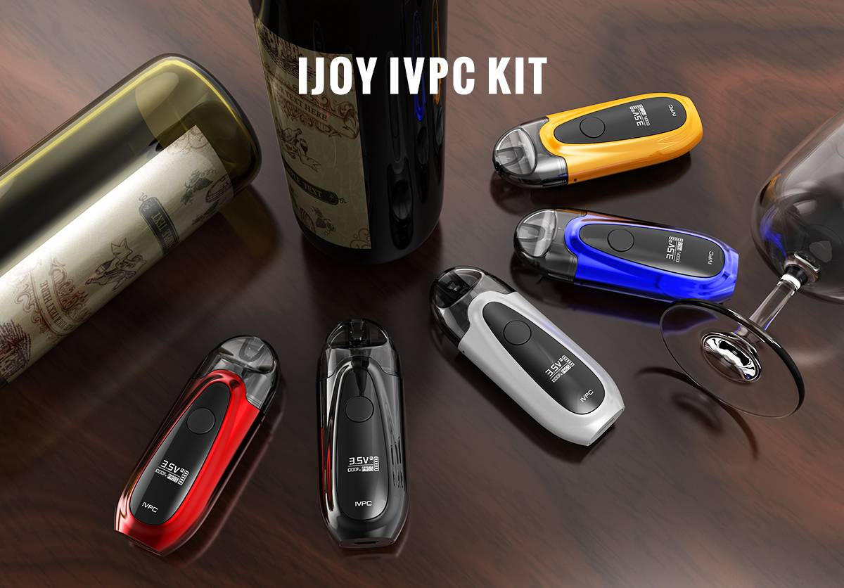 iJoy IVPC Pod System Kit Review