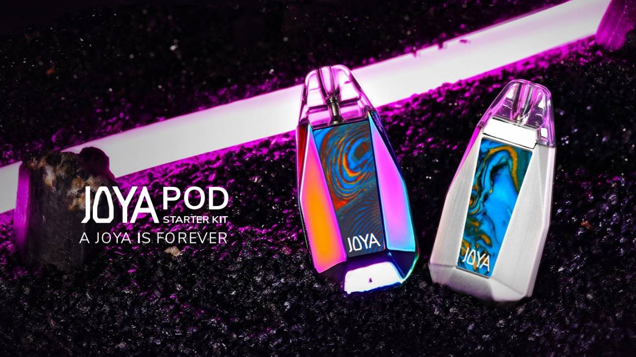 VapeOnly Joya 11W Pod System Kit Review