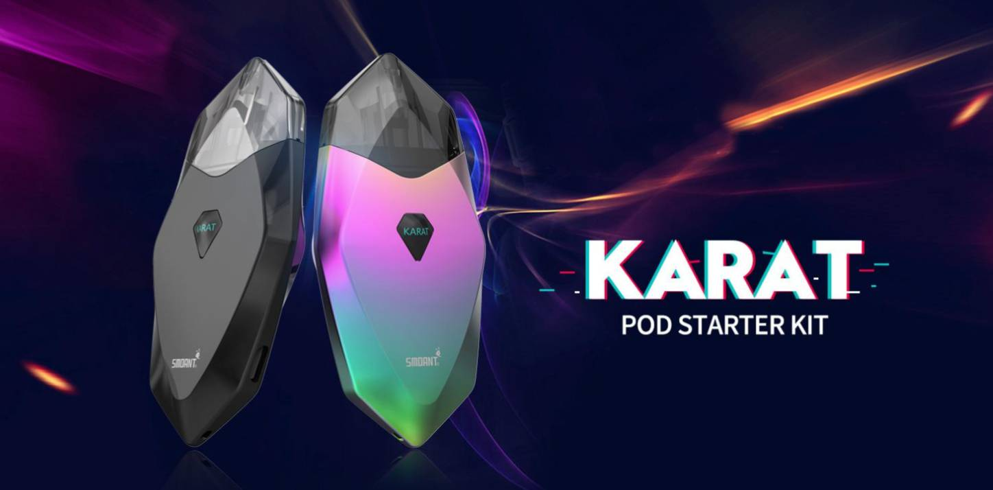 Smoant Karat Pod System Kit Review