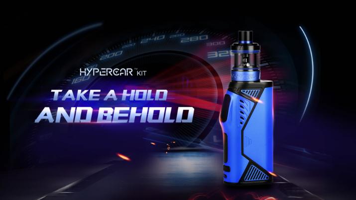 Uwell Hypercar Kit Review