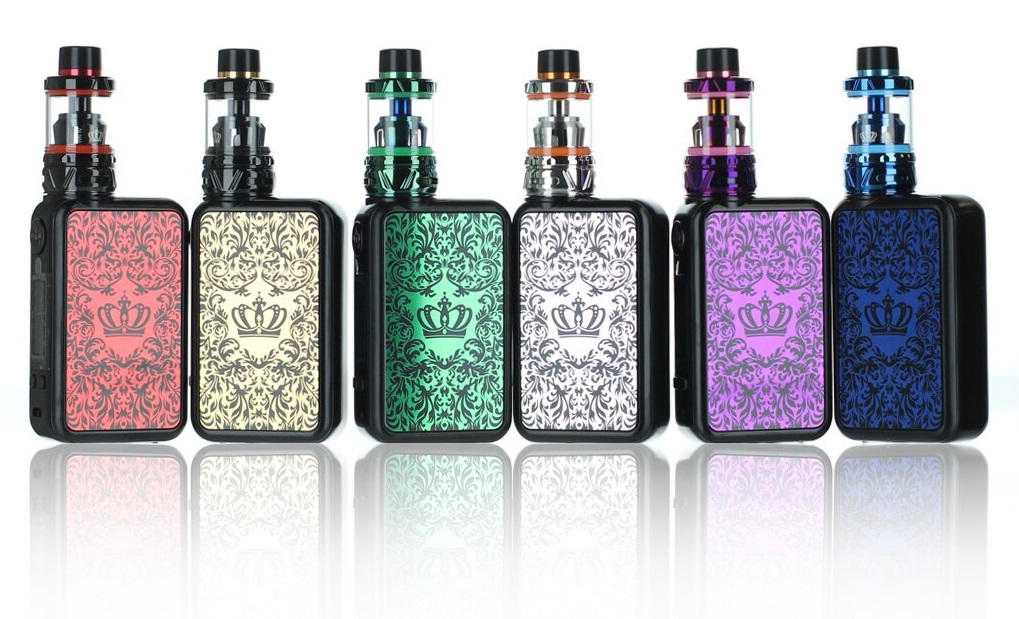 UWELL Crown IV Starter Kit Review