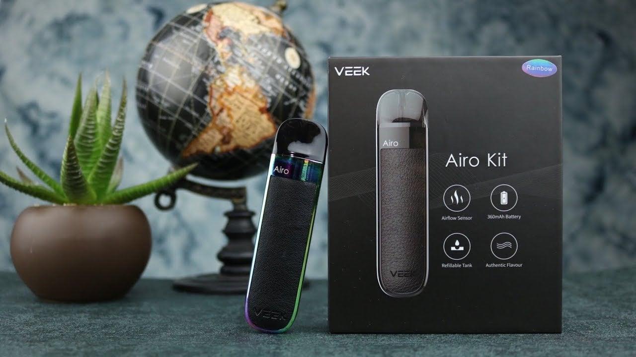 VEIIK Airo Pod Kit Review