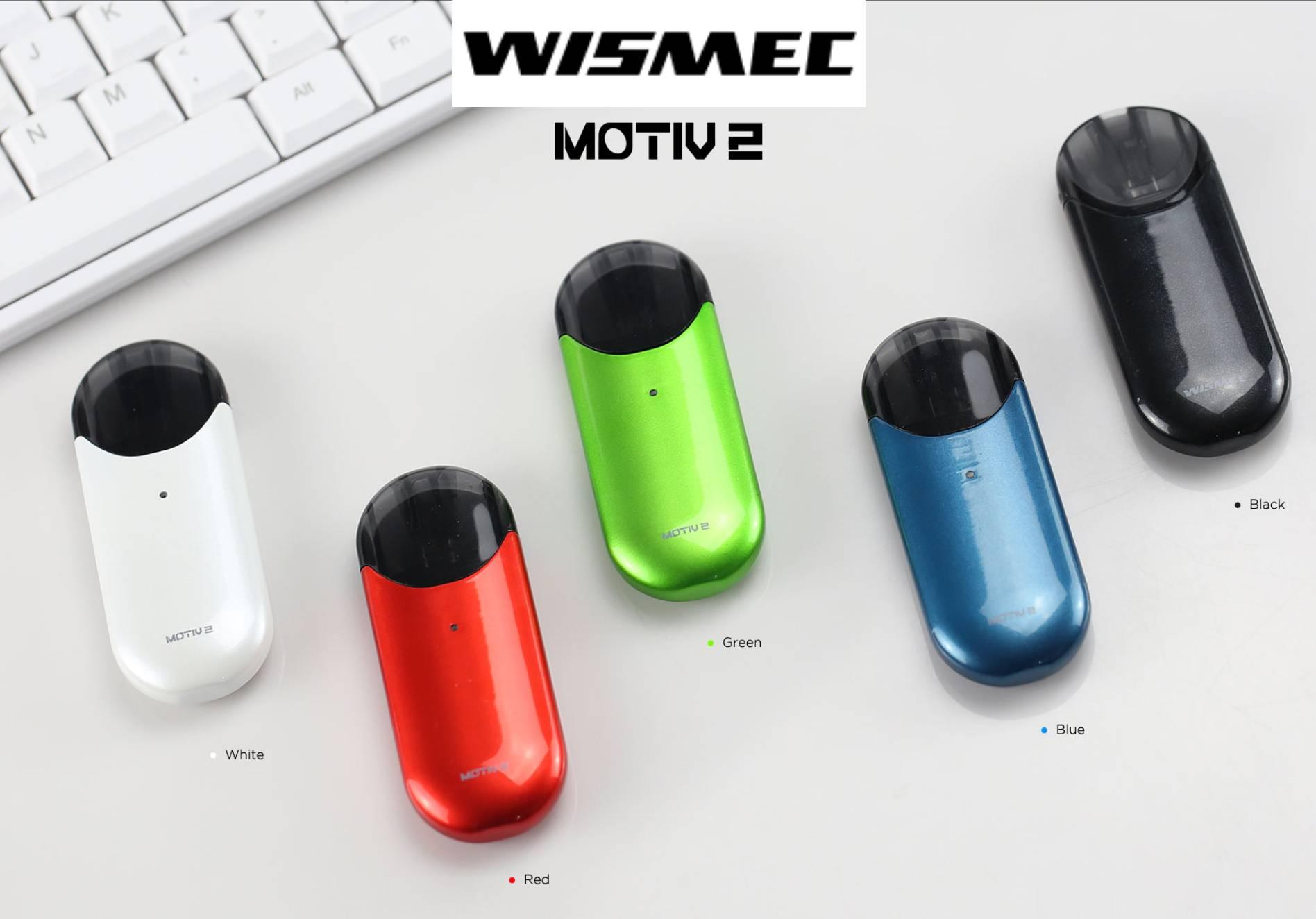 Wismec Motiv 2 Pod System Kit Review