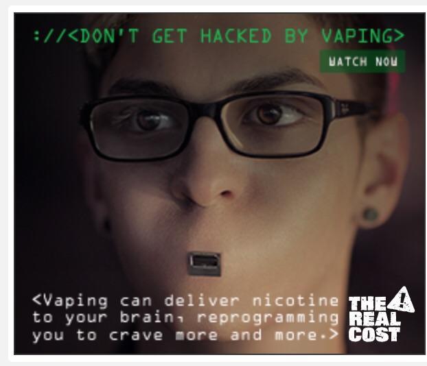 6 Cringe-Worthy Anti-Vaping Ads