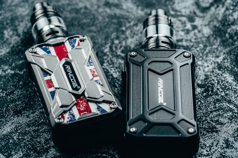 Rincoe MechMan 228W Starter Kit Review