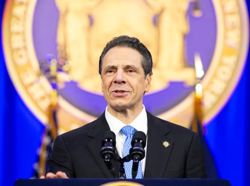 New York Governor Andrew Cuomo Strikes Back