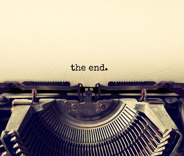 Everything Ends and Everything Begins