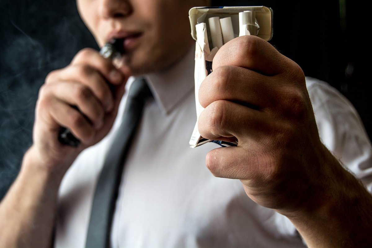 Yet Another Study Confirms Vaping Helps Adults Quit Smoking