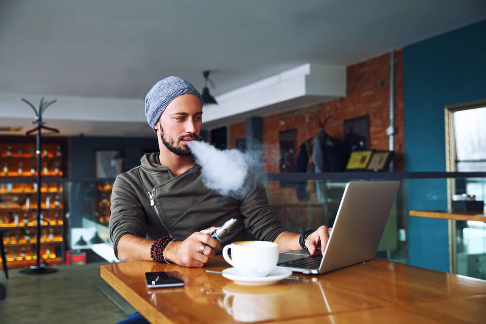 Here We Go Again: Secondhand Vaping
