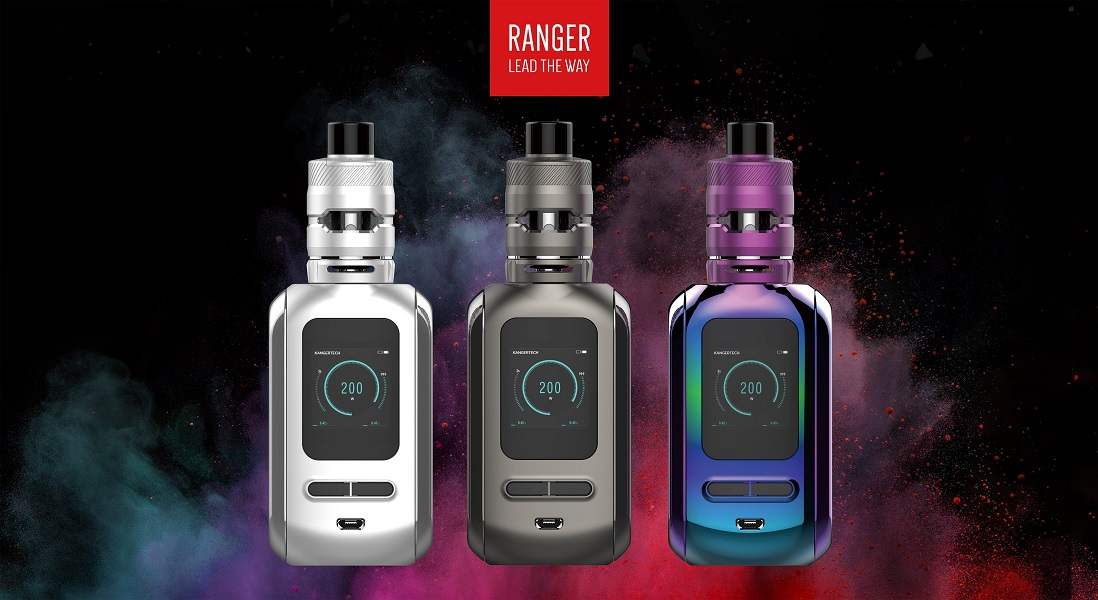 KangerTech Ranger 200W Starter Kit Review
